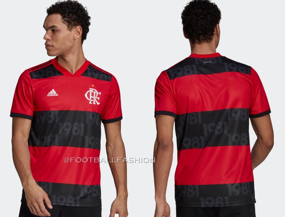 CR Flamengo 2021 adidas Home Jersey - FOOTBALL FASHION