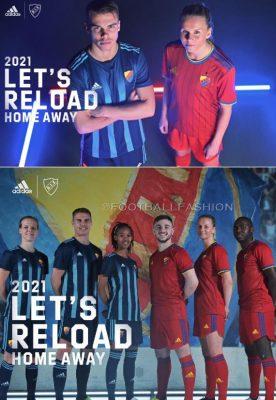 Djurgårdens IF 2021 adidas Home Football Kit, Soccer Jersey, Shirt, Hemmatröjan, Andratröja , Tröja
