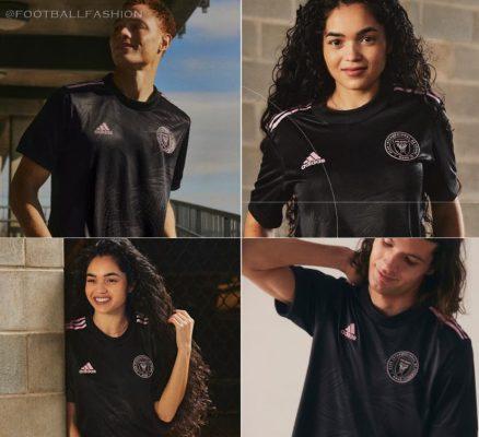 Inter Miami 2021 2022 adidas Away Soccer Jersey, Football Kit, Shirt, Camiseta de Futbol MLS
