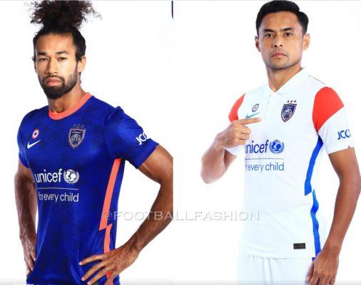 Johor Darul Ta'zim 2021 Nike Football Kit, Soccer Jersey, Shirt, JDT Jersi