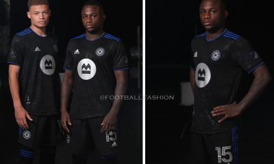 CF Montréal 2021 adidas Home and Away Football Kit, MLS Soccer Jersey, Shirt, Maillot
