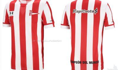 Estudiantes de La Plata 2021 Under Armour Football Kit, Soccer Jersey, Shirt, Camiseta de Futbol