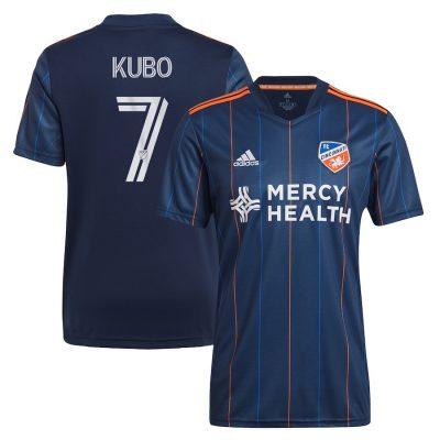 FC Cincinnati 2021 adidas Home Soccer Jersey, Football Kit, Shirt, Camiseta de Futbol