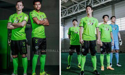 Jeonbuk Hyundai Motors FC 2021 hummel Football Kit, Soccer Jersey, Shirt