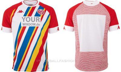 Mainz 05 2021 Kappa Carnival Football Kit, Soccer Jersey, Shirt, Trikot, Fastnachttrikot