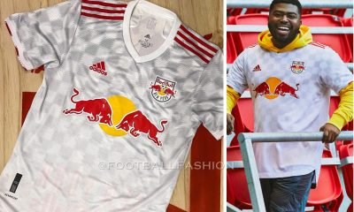 New York Red Bulls 2021 adidas Home Soccer Jersey, Football Kit, Shirt, Camiseta de Futbol MLS