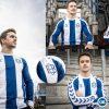 Odense BK 2021 hummel Retro Soccer Jersey, Shirt, Football Kit, Trøje