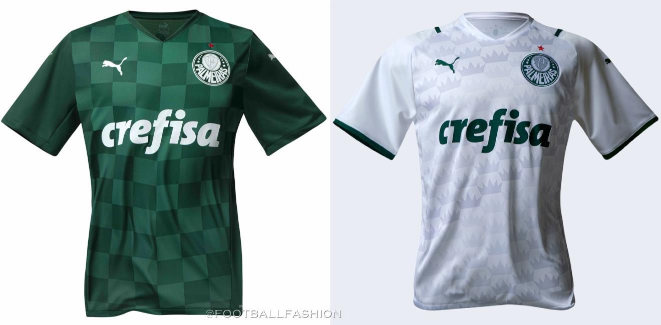 Palmeiras 2021 PUMA Home and Away Kits - FOOTBALL FASHION