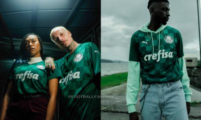 Palmeiras 2021 PUMA Home and Away Football Kit, Soccer Jersey, Shirt, Camisa do Futebol