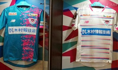 Sagan Tosu 2021 New Balance Football Kit, Soccer Jersey, J1 League Shirt