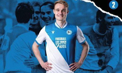 Arminia Bielefeld 2021 Special Edition Football Kit, Soccer Jersey, Shirt, Sondertrikot