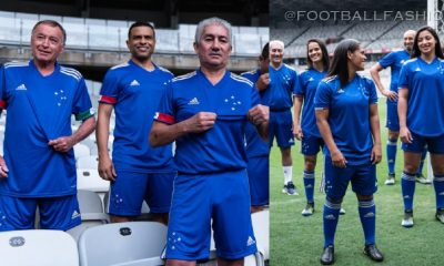 Cruzeiro 2021 adidas Home Football Kit, Soccer Jersey, Shirt, Camisa
