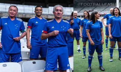 Cruzeiro 2021 adidas Home Football Kit, Soccer Jersey, Shirt, Camisa