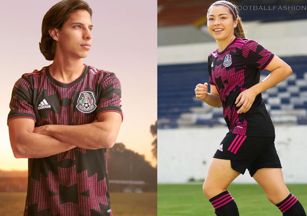 Mexico 2021/22 adidas Home Jersey - FOOTBALL FASHION