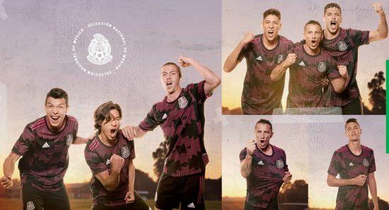 Mexico 2021 2022 Gold Cup adidas Home Soccer Jersey, Shirt, Football Kit, Camiseta del Futbol Copa Oro