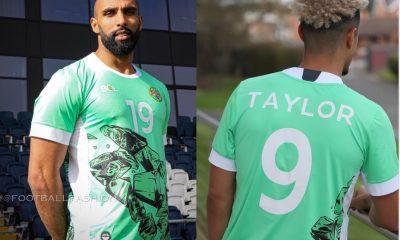 Montserrat 2021/22 BOL Home and Away Football Kit, Soccer Jersey, Shirt