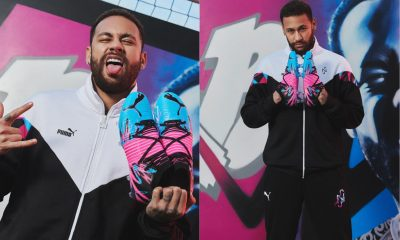 PUMA + Neymar Jr. Launch Creativity Collection