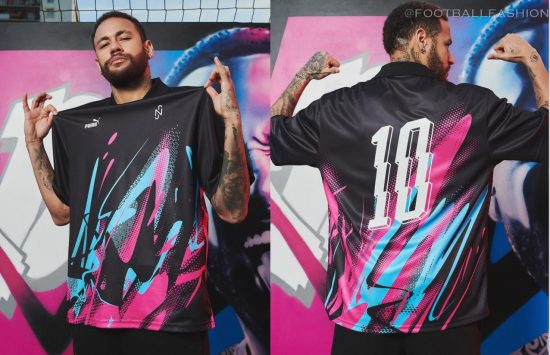 PUMA + Neymar Jr. Launch Creativity Collection