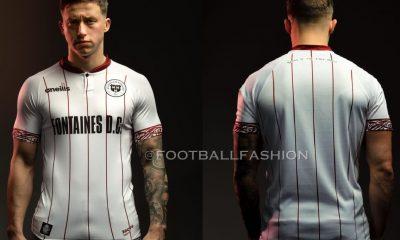 Bohemian FC 2021 O'Neills Away Football Kit, Soccer Jersey, Shirt