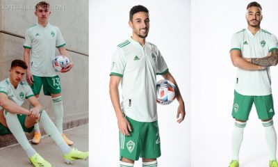 Colorado Rapids 2021 2022 adidas Away Soccer Jersey, 2021/22 Football Kit, 2021-22 Shirt, Camiseta de Futbol MLS