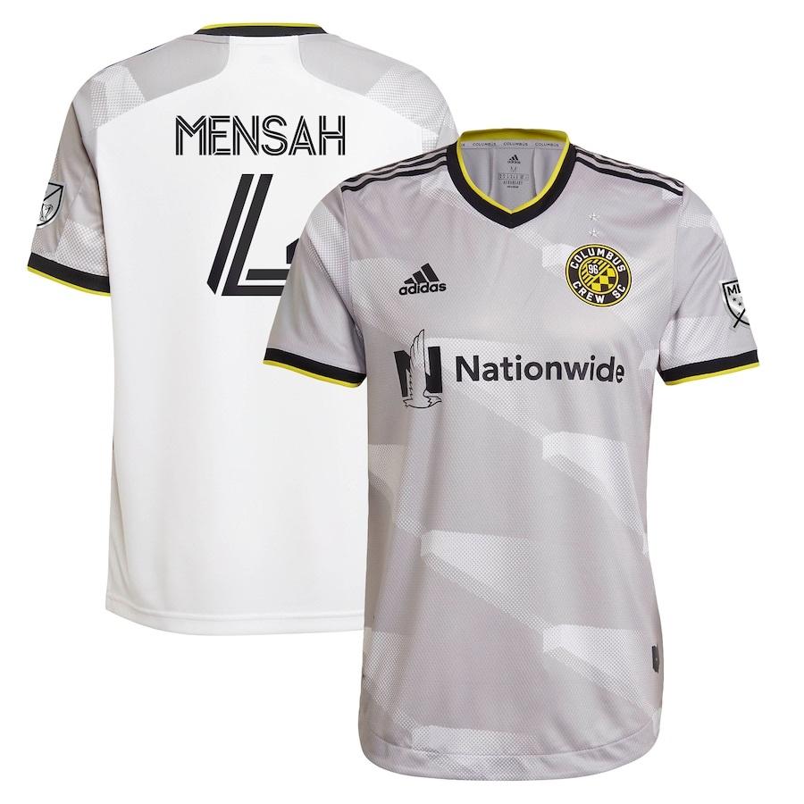 Columbus Crew 2021 2022 adidas Away Soccer Jersey, Shirt, Football Kit, Camiseta de Futbol MLS
