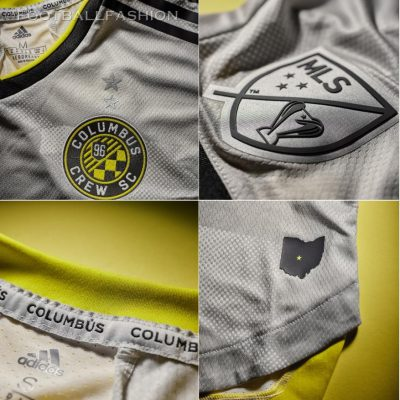 Columbus Crew 2021 2022 adidas Away Soccer Jersey, Shirt, Football Kit, Camiseta de Futbol MLS