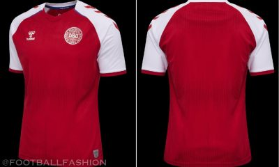 Denmark 2021 2022 hummel Home and Away Football Kit, Soccer Jersey, Shirt, landsholdstrøje - hjemmebane, udebane