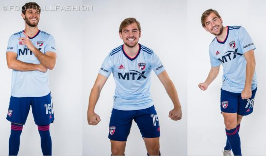 FC Dallas 2021 adidas Away Soccer Jersey, Football Kit, Shirt, Camiseta de Futbol MLS