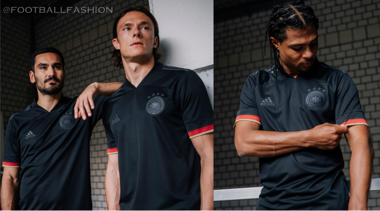 Germany 2021/22 adidas Away Kit - FOOTBALL FASHION