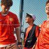 Guangzhou FC 2021 Nike Home Soccer Jersey, Football Kit, Shirt