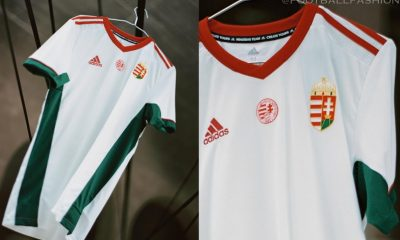 Hungary 2021 2022 adidas Away Football Kit, Soccer Jersey, Shirt, Mez
