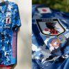 Japan 100th Anniversary adidas Home 2021 Football Kit, Soccer Jersey, Shirt