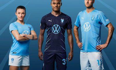 Malmö FF 2021 PUMA Football Kit, Soccer Jersey, Shirt, Matchtröja