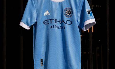 New York City FC 2021 adidas Home Soccer Jersey, Football Kit, Shirt, Camiseta de Futbol MLS