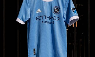 New York City FC 2021 adidas Home Soccer Jersey, Football Kit, Shirt, Camiseta de Futbol MLS
