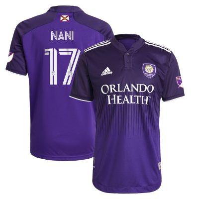 Orlando City 2021 adidas Home Soccer Jersey, Football Shirt, Kit, Camiseta de Futbol MLS, Camisa