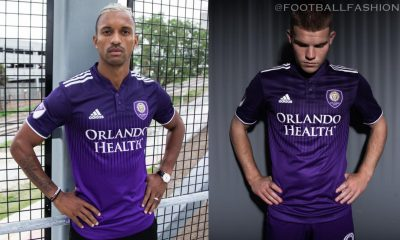 Orlando City 2021 adidas Home Soccer Jersey, Football Shirt, Kit, Camiseta de Futbol MLS, Camisa