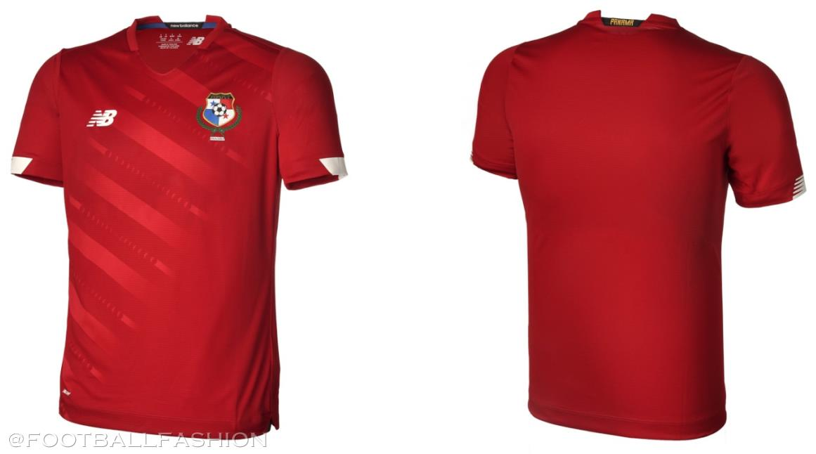 Panama 2021 2022 New Balance Soccer Jersey, Shirt, Football Kit, Camiseta de Futbol