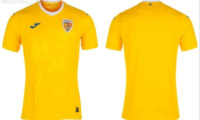 Romania 2021 2022 Joma Home and Away Football Kit, Soccer Jersey, Shirt, Echipament, Tricou