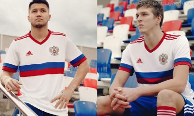 Russia 2021 2022 adidas Away Football Kit, Soccer Jersey, Shirt