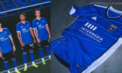 San Jose Earthquakes 2021 adidas Home Soccer Jersey, Football Shirt, Kit, Camiseta de Futbol