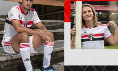 São Paulo FC 2021 adidas Home Football Kit, Soccer Jersey, Shirt, Camisa