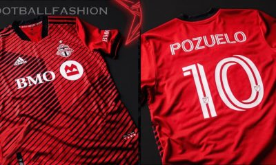 Toronto FC 2021 2022 adidas Home Soccer Jersey, Football Kit, Shirt, Camiseta de Futbol MLS