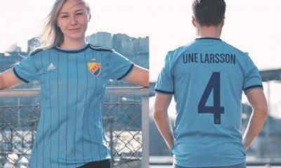 Djurgårdens IF 2021 2022 adidas Third Football Kit, 2021/22 Soccer Jersey, 2021-22 Shirt, Tröja, tredjetröjan