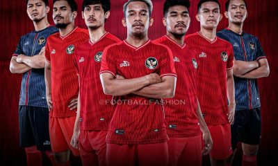 Indonesia 2021 2022 Specs Garuda Home Football Kit, 2021-22 Soccer Jersey, 2021/22 Shirt
