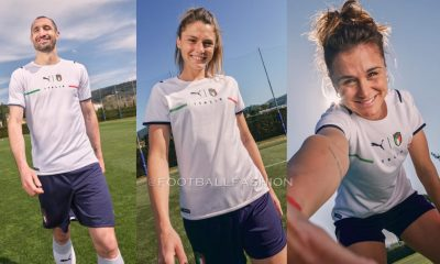 Italy 2021 2022 PUMA Away Football Kit, 2021-22 Soccer Jersey, 2021/22 Shirt, Maglia, Gara, Camiseta, Camisa
