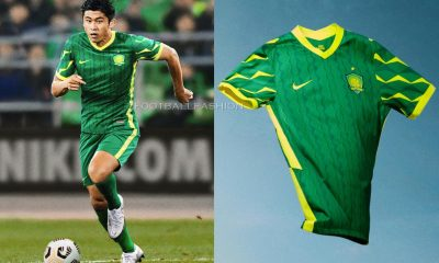 Beijing Guoan 2021 2022 Nike Home and Away Football Kit, 2021-22 Soccer Jersey, 2021/22 Shirt