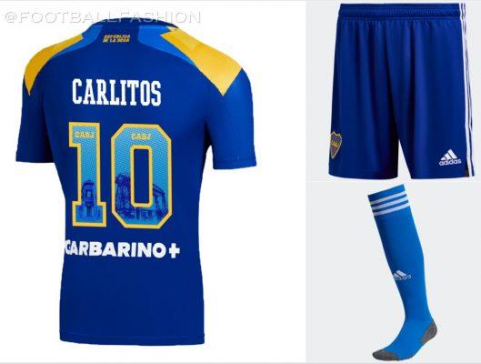 Boca Juniors 2021/22 Nike Third Football Kit, 2021 Soccer Jersey, 2022 Shirt, Tercera Camiseta de Futbol