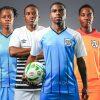 Botswana 2021 2022 Umbro Home, Away and Third Football Kit, 2021/22 Soccer Jersey, 2021-22 Shirt