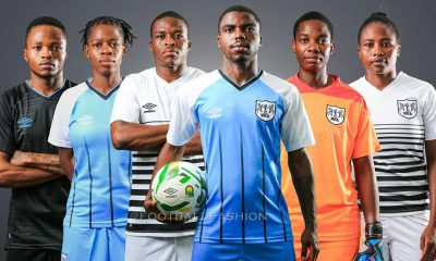 Botswana 2021 2022 Umbro Home, Away and Third Football Kit, 2021/22 Soccer Jersey, 2021-22 Shirt